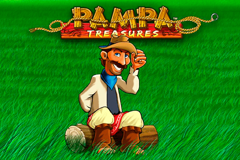 logo pampa treasures leander