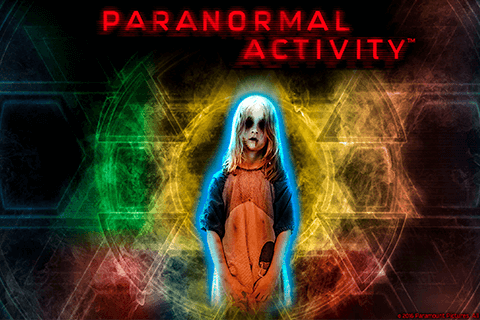 logo paranormal activity isoftbet