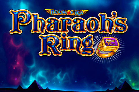 logo pharaohs ring novomatic