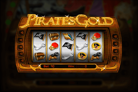logo pirates gold netent
