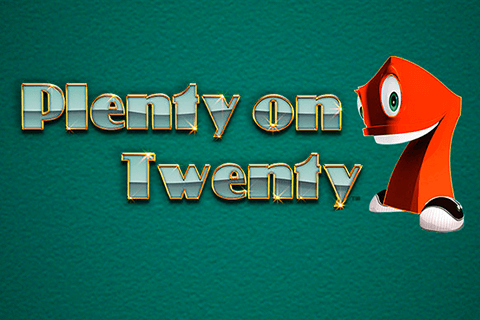 logo plenty on twenty novomatic
