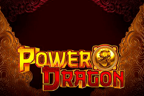 logo power dragon gameart