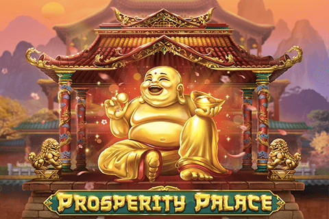logo prosperity palace playn go