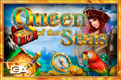 logo queen of the seas gameart