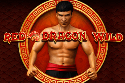 logo red dragon wild isoftbet