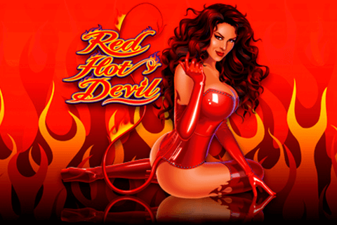 logo red hot devil microgaming