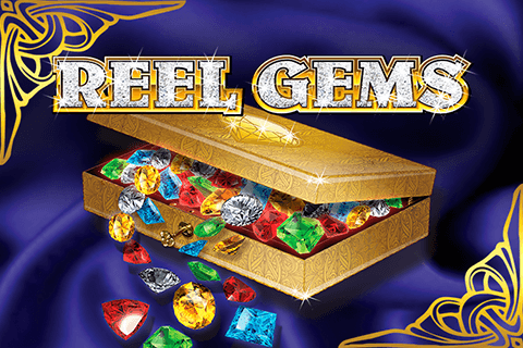 logo reel gems microgaming