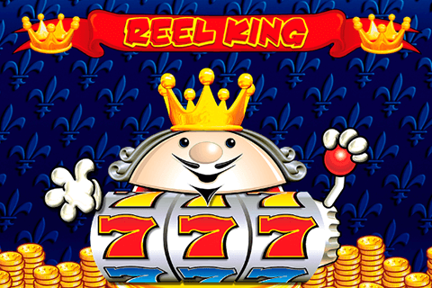 logo reel king novomatic