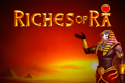 logo riches of ra playn go