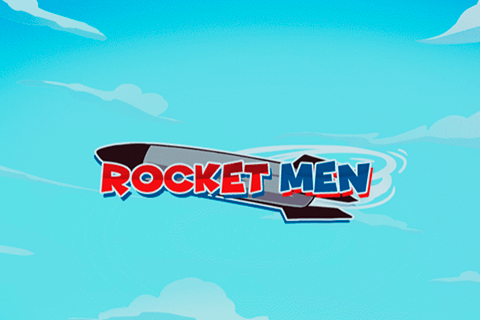 logo rocket men red tiger