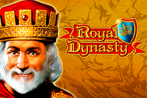 logo royal dynasty novomatic