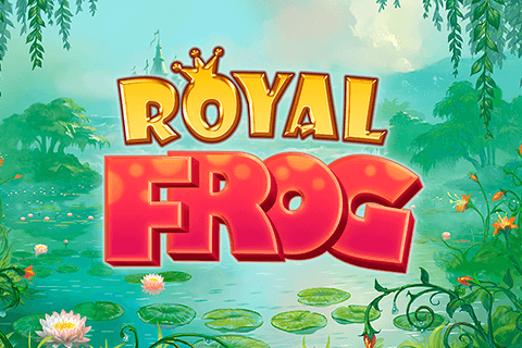 logo royal frog quickspin