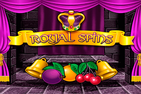 logo royal spins igt