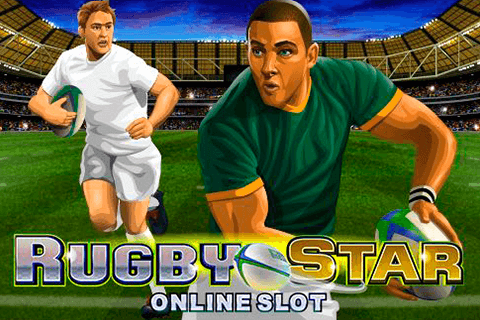 logo rugby star microgaming