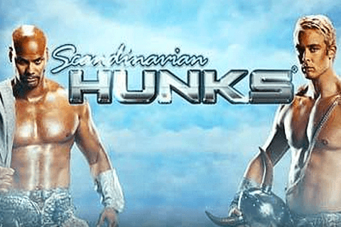 logo scandinavian hunks playn go