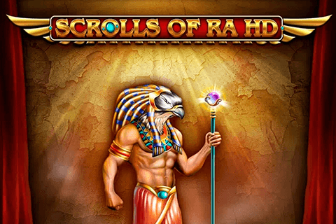 logo scrolls of ra hd isoftbet