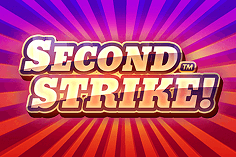 logo second strike quickspin