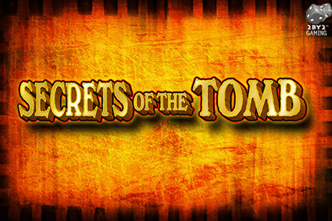 logo secrets of the tomb leander