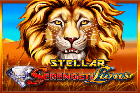 logo serengeti lions lightning box