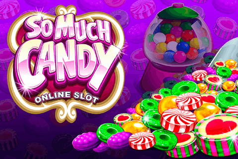 logo so much candy microgaming