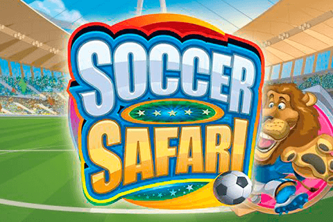 logo soccer safari microgaming
