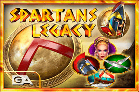 logo spartans legacy gameart