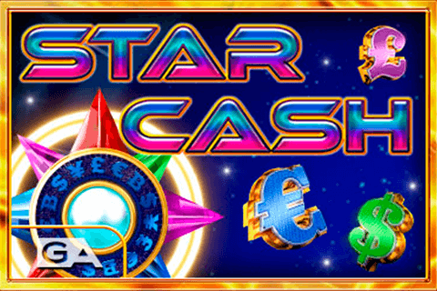 logo star cash gameart