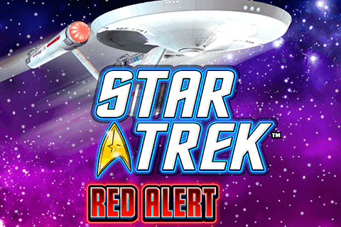 logo star trek red alert wms