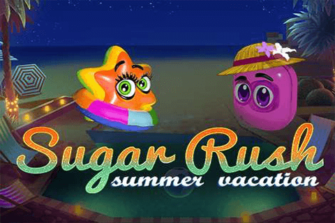 logo sugar rush summer time pragmatic