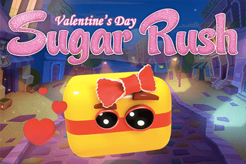 logo sugar rush valentine s day pragmatic