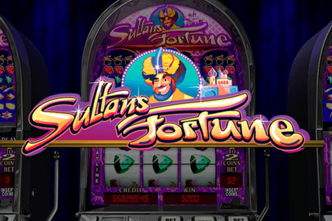logo sultans fortune playtech
