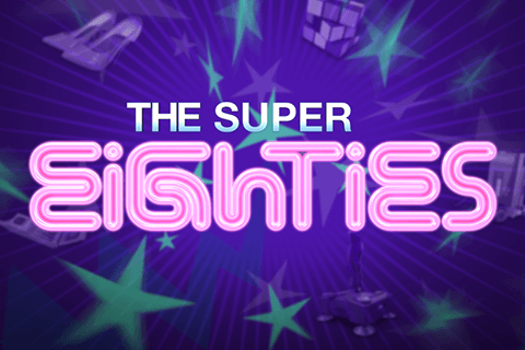 logo super eighties netent