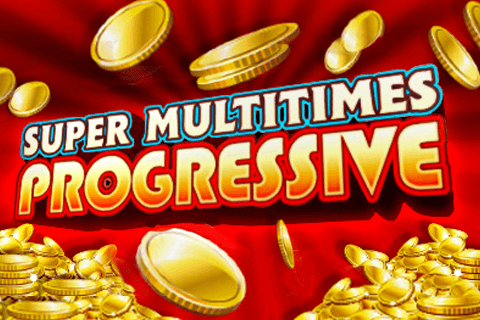 logo super multitimes progressive isoftbet