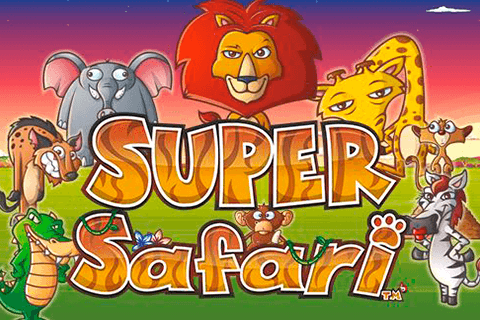 logo super safari nextgen gaming
