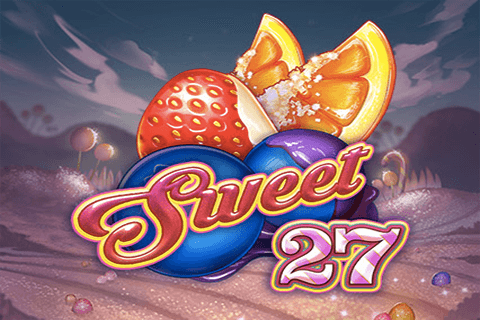 logo sweet 27 playn go