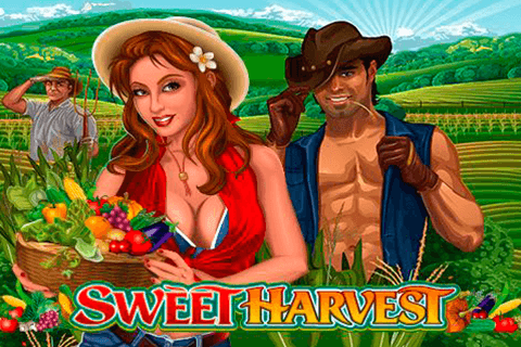 logo sweet harvest microgaming