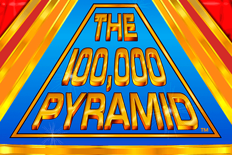 logo the 100000 pyramid igt