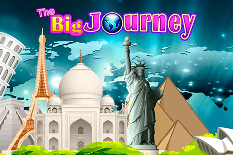 logo the big journey egt