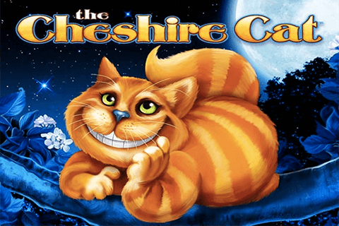logo the cheshire cat wms