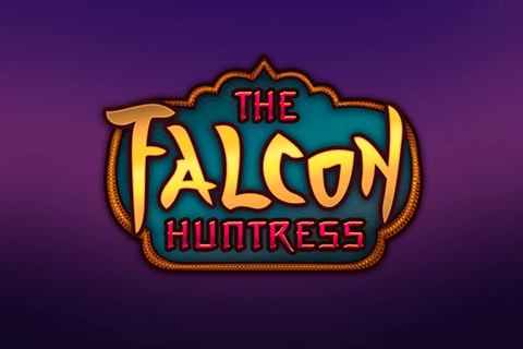 logo the falcon huntress thunderkick