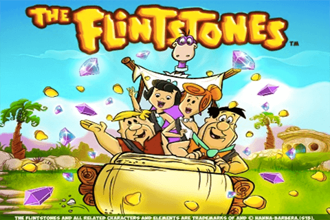 logo the flintstones playtech