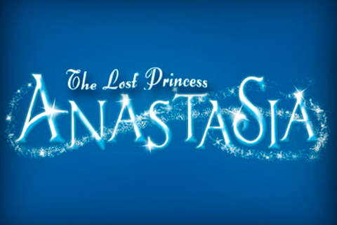 logo the lost princess anastasia microgaming