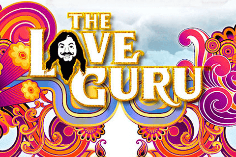 logo the love guru isoftbet
