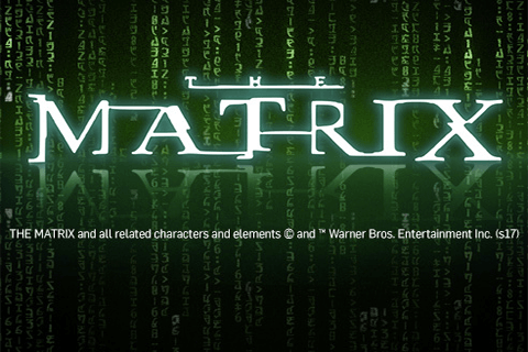 logo the matrix playtech