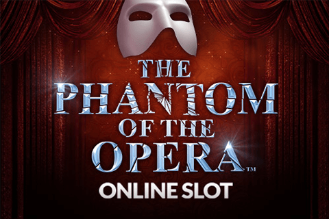logo the phantom of the opera microgaming