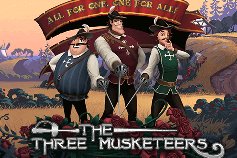 logo the three musketeers quickspin