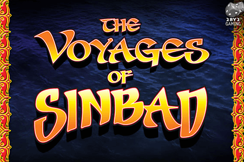 logo the voyages of sinbad leander
