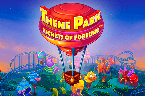 logo theme park tickets of fortune netent