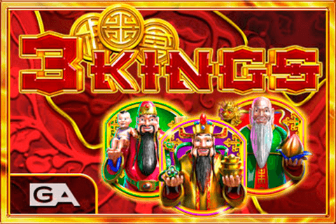 logo three kings gameart
