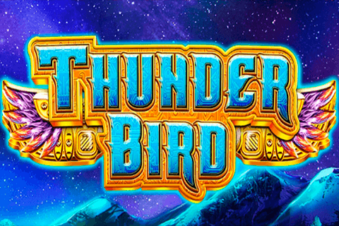 logo thunder bird gameart